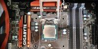 Aplus case Minion mod, CPU delided