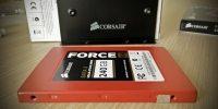 Aplus case Minion mod, Componentes Corsair SSD Force GS Sata3 240Gby