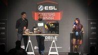 Deka en la ESL EXPO Barcelona, Anunciando Reto Cooler Master 01