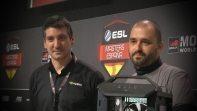 Deka en la ESL EXPO Barcelona, Anunciando Reto Cooler Master 02