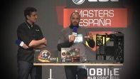 Deka en la ESL EXPO Barcelona, Anunciando Reto Cooler Master 04