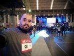 Deka en la ESL EXPO Barcelona, La feria 07