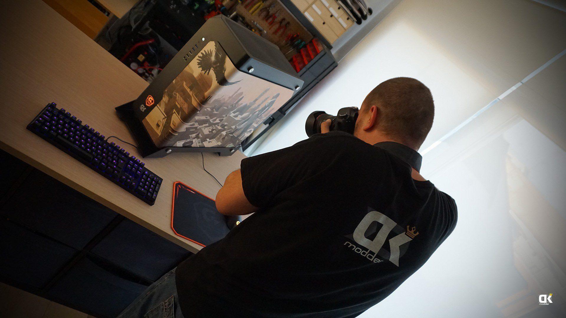Gigabyte Xtreme PC, Assassin's Casemod by DeKa modder