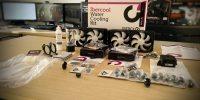 Kit Gaming Ibercool Niquel para CPU y VGA