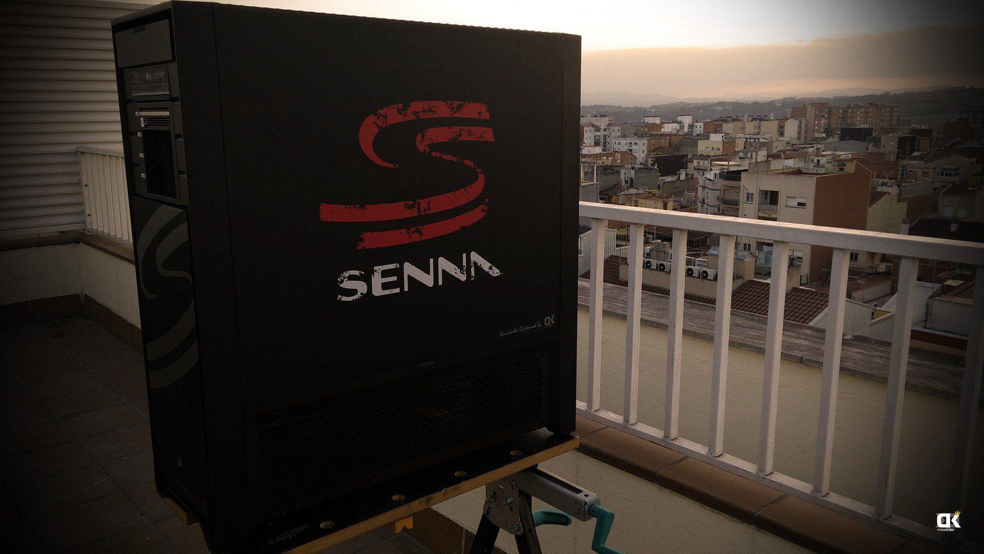 Senninha Casemod by DeKa modder