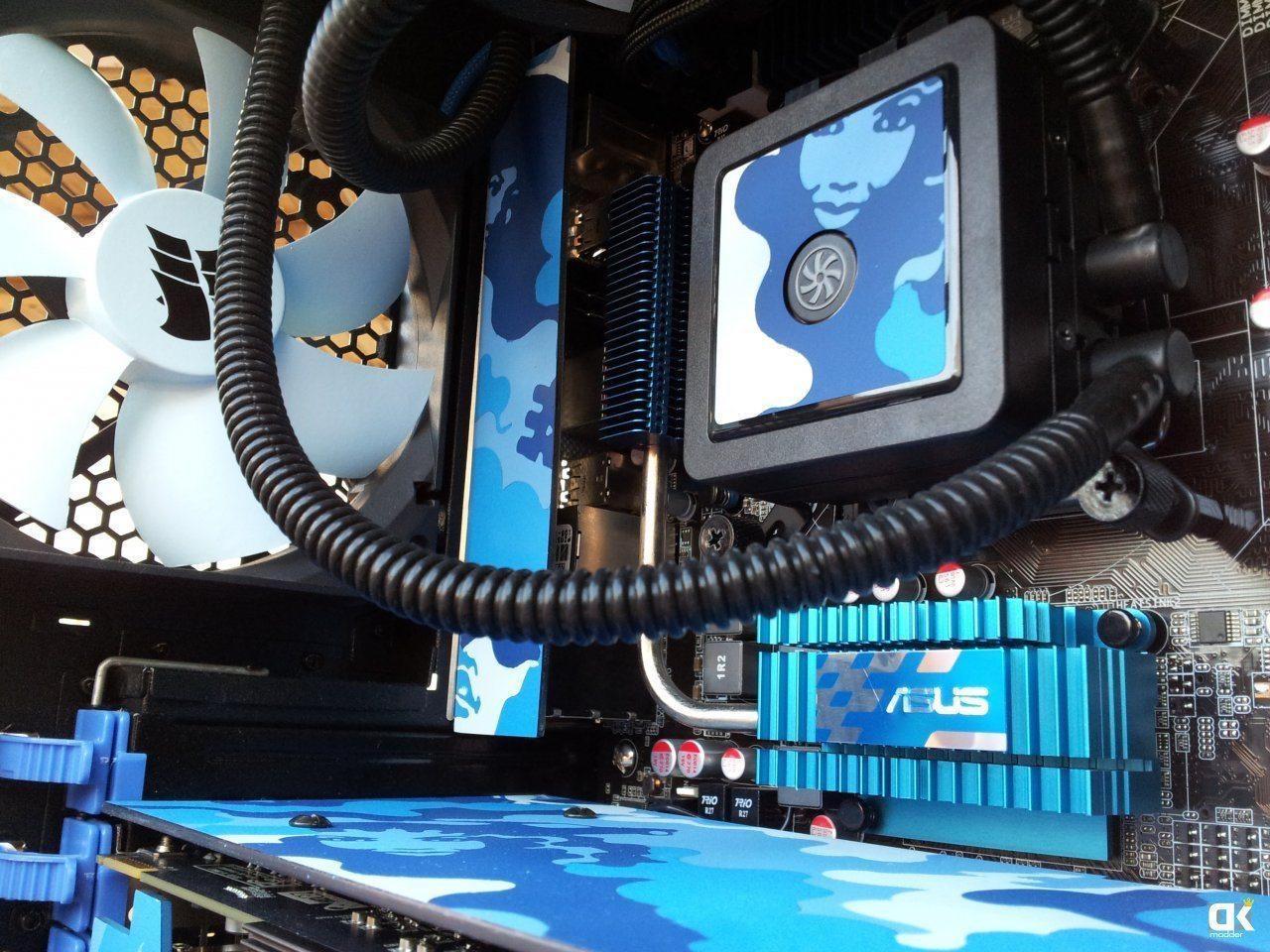 Cooler Master CM690 Pweye mod
