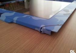 Carbide Series Corsair Air 240 mod, Vinilo Adhesivo
