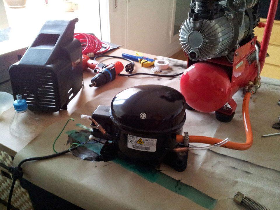 Compresor de aire silencioso 04 deka modder for Compresor de aire silencioso