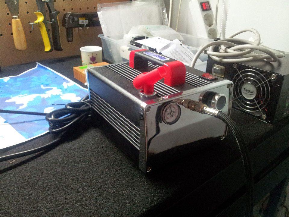 Compresor de aire silencioso 13 deka modder for Compresor de aire silencioso