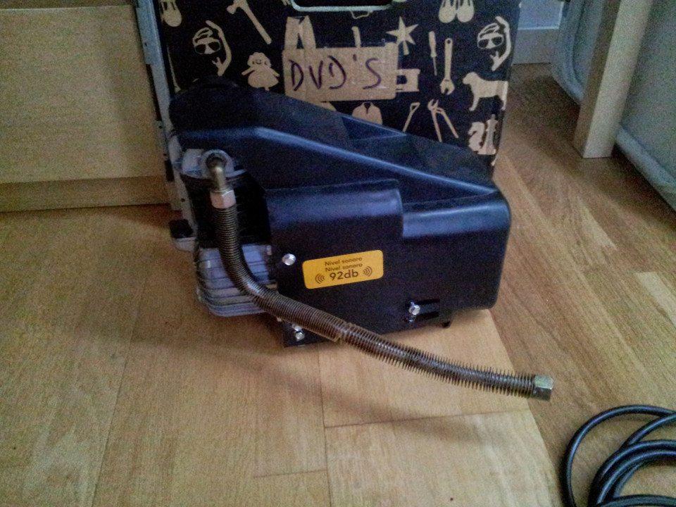 Compresor de aire silencioso 14 deka modder for Compresor de aire silencioso
